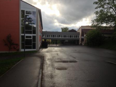 Bilharzschule aussen