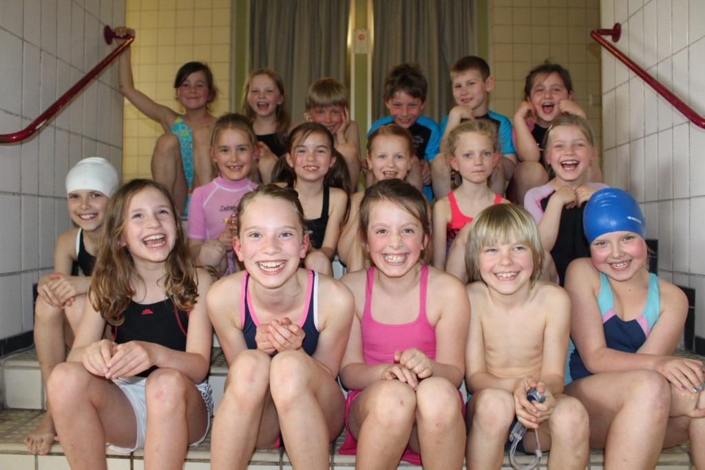schwimmen spiele schule